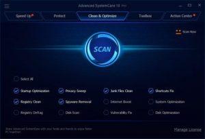 Advanced System Care Pro Crack 14.1.0.210 Full Keygen 2021
