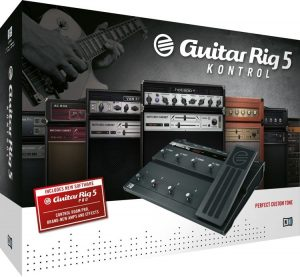 Guitar Rig 5 Pro Full Crack + Keygen Download