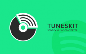TunesKit Spotify Converter 1.7.1 Crack [2020] Latest