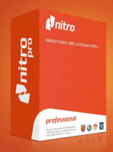Nitro Pro 13.13.2.242  Crack + Serial Key Download 2020
