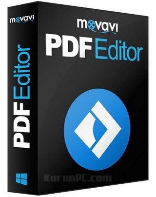 Movavi PDF Editor 3.0.0 Crack With Keygen 2020