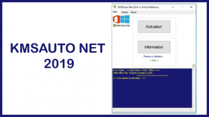 KMSAuto Net Crack 2019 With Full Portable Free [[Activator]