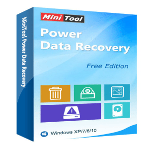 Minitool Power Data Recovery 8.6 Crack With Serial Key 2020