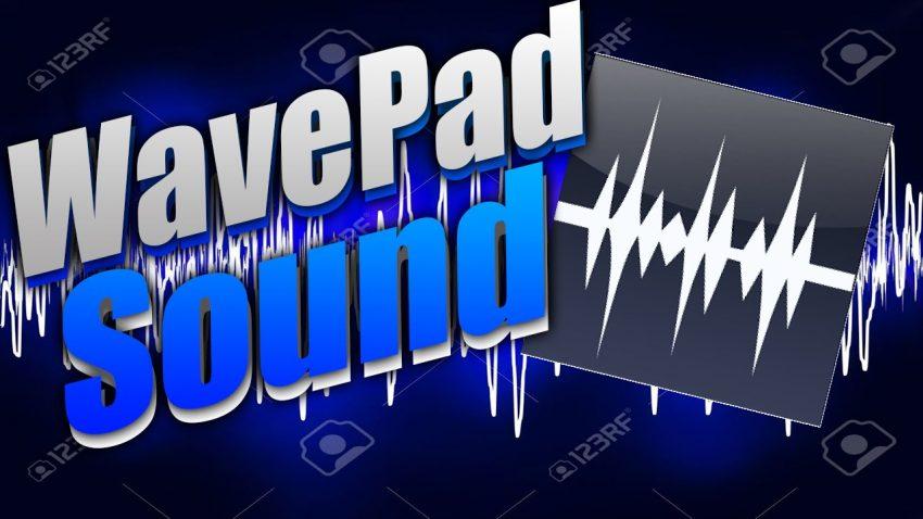 WavePad Sound Editor 10.17 Crack With Keygen 2020